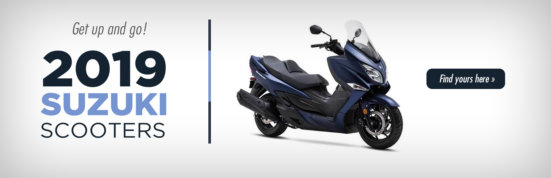 3f014c64f7d 2019 Suzuki Scooters. Find yours here.